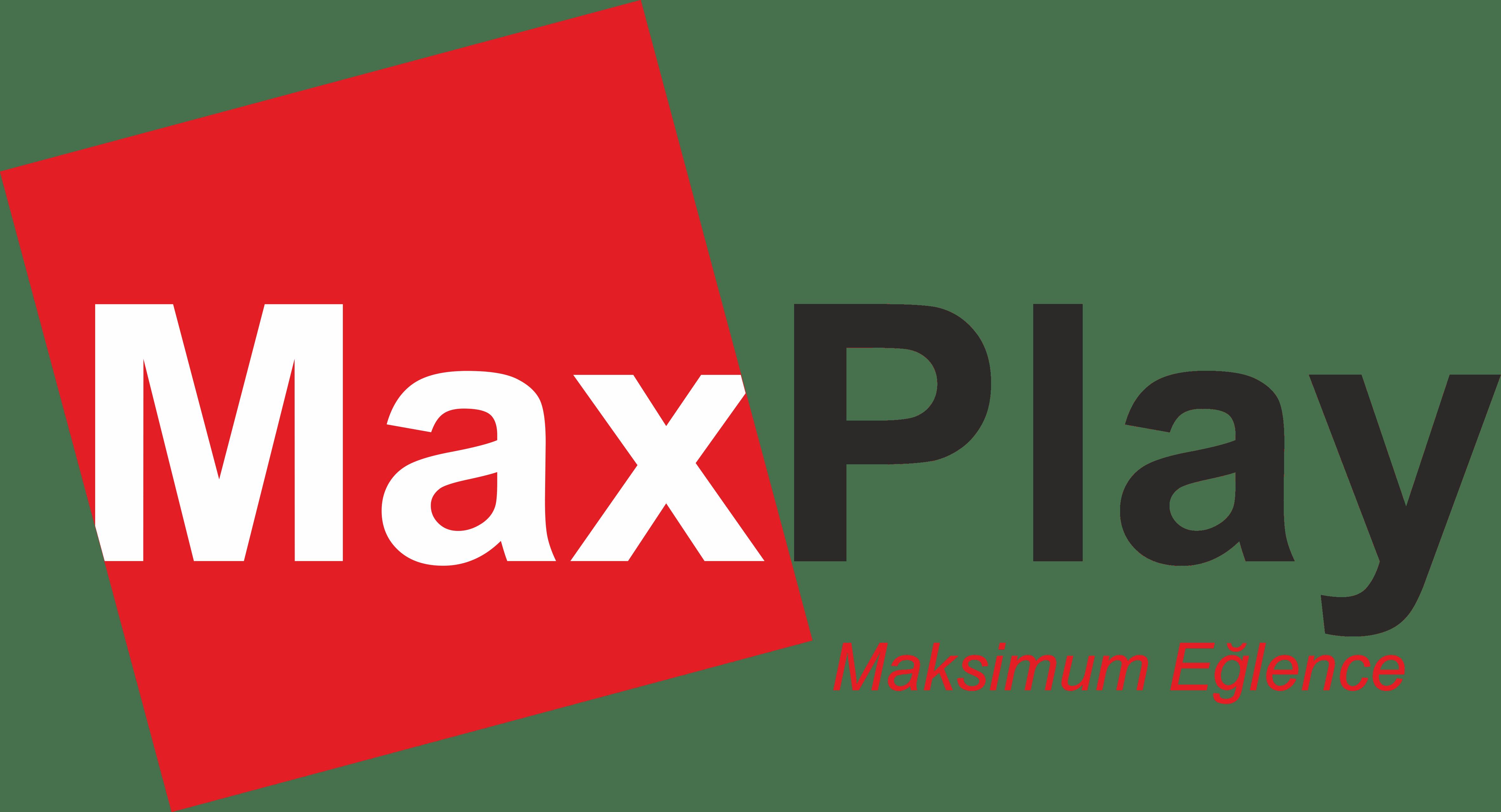 MAX PLAY - logo